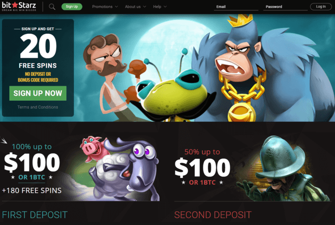 Bitstarz Review How Good Is It No Deposit Bonus 20 Spins