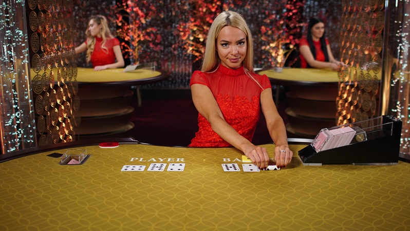 live casino baccarat bitcoin