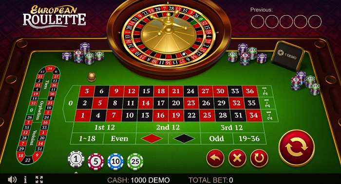 Evoplay Roulette