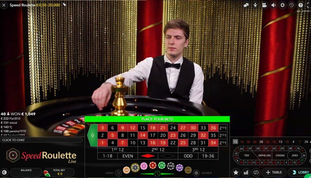 live casino roulette bitcoin