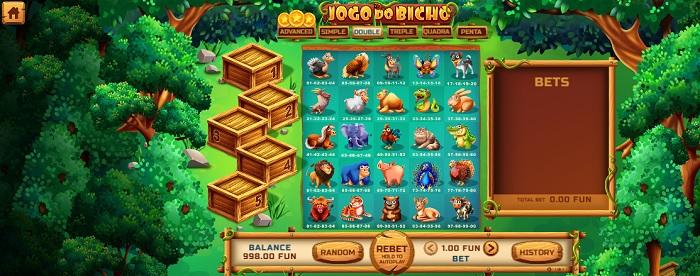 Lottery Casino Game