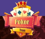 Poker Tron Casino Dapp