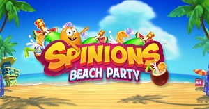 Quickspin Spinions Beach Party