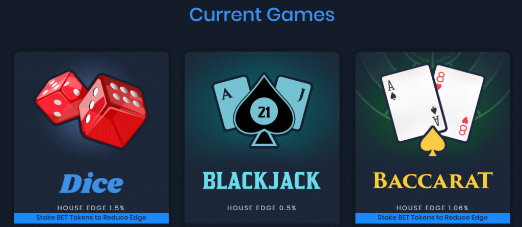 earnbet casino games