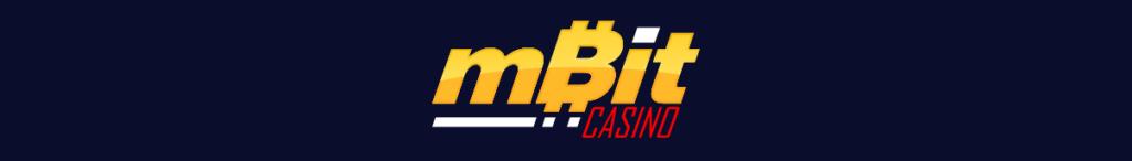 mbit casino banner