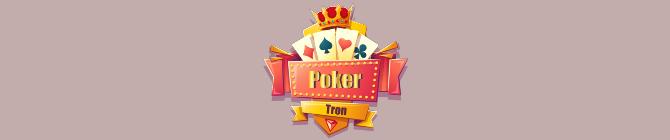 poker tron logo