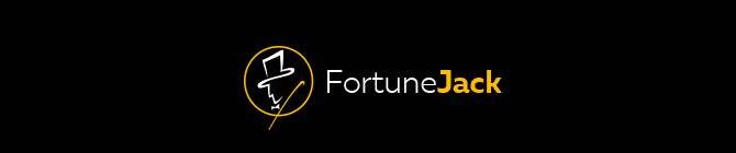 fortunejack wide logo
