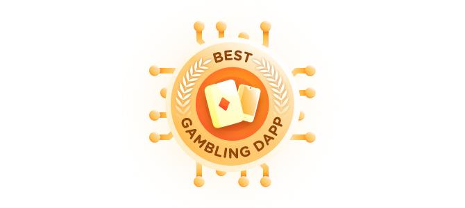 Best Gambling Dapp - Blockchain Casino Awards