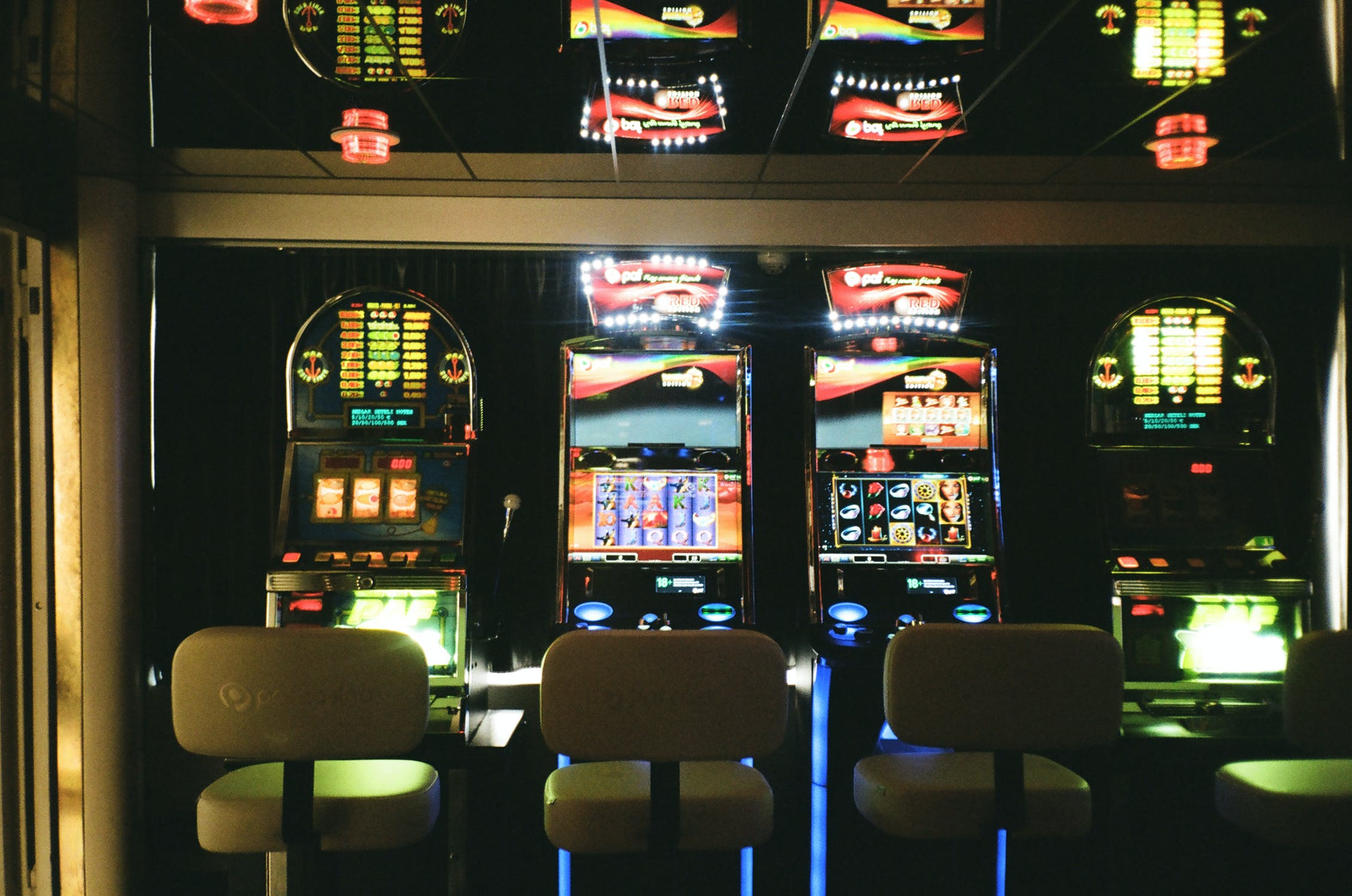 Bitcoin Slots At Brick And Mortar Casinos