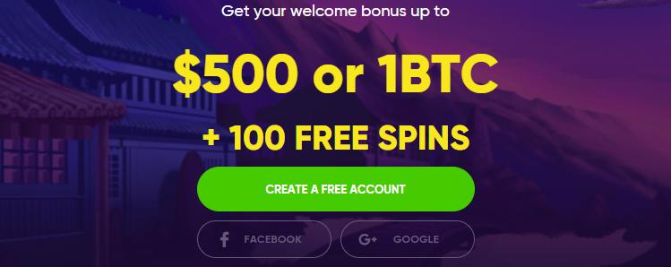 Bao Casino's Australian welcome offer